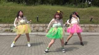 2016/05/15 14時10分~ 城天あいどるストリート Vol.8 大阪城公園 零cod...