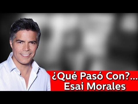 ¿Qué Pasó Con? : Esai Morales