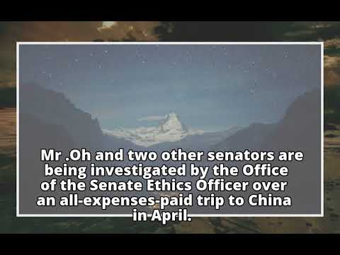 Two Conservative senators' business venture linked to China