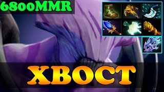 Dota 2 - XBOCT 6800 MMR Plays Faceless Void Vol 1 - Ranked Match Gameplay!