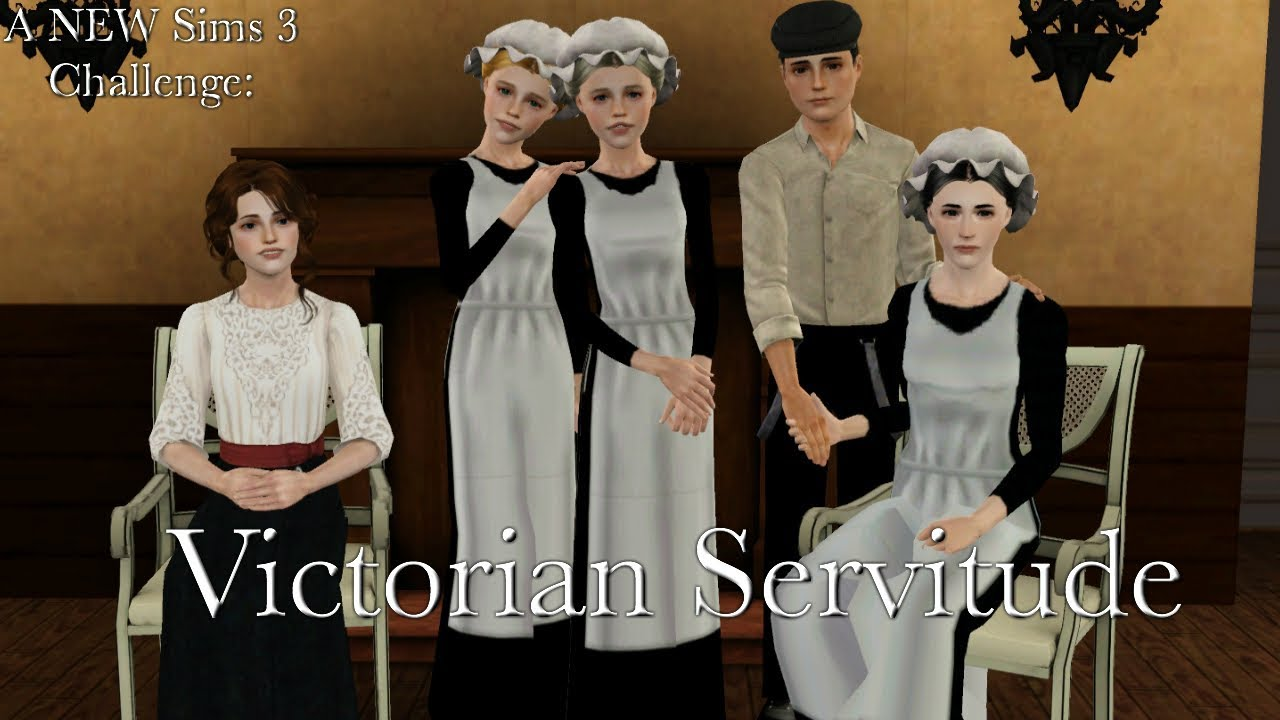 Servitude fashion