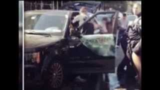 Побоище между байкерами и водителем внедорожника на улицах Нью-Йорка