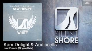 [ASOT656] Kam Delight & Audiocells - New Europe (Original Mix)