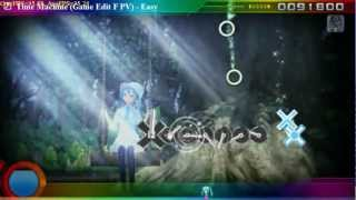 Hatsune Miku Project Diva Pc 3.2 (HD v1.2) gameplay 5 Time Machine y Sweet Devil