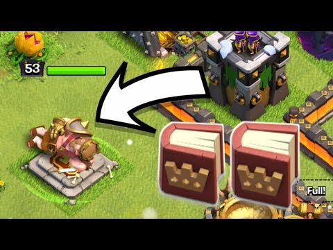2 BOOK OF HERO USED ON KING 😍, ROAD TO MAX, Clash Of Clans India.