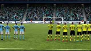 Fifa 13 PS3 Gameplay/Review Español (Demostración)