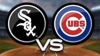 5/30/13: Wood's grand slam powers Cubs past White Sox