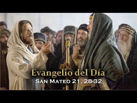EVANGELIO DEL DÍA – 15 / Diciembre / 2015 - (San Mateo 21, 28-32)