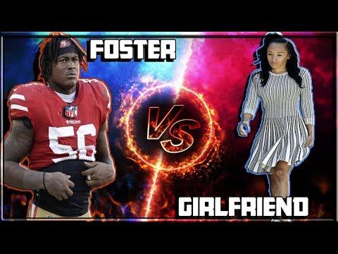 How Reuben Foster's Girlfriend Sabotaged his NFL Career!?
