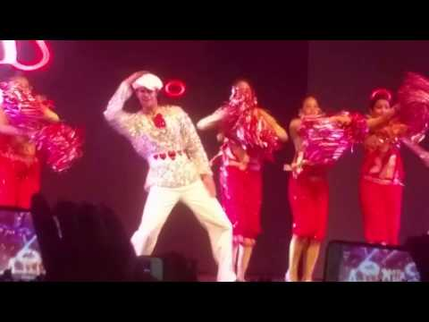 Global Village 1 Dec 2016 Bollywood NonStop Performance
