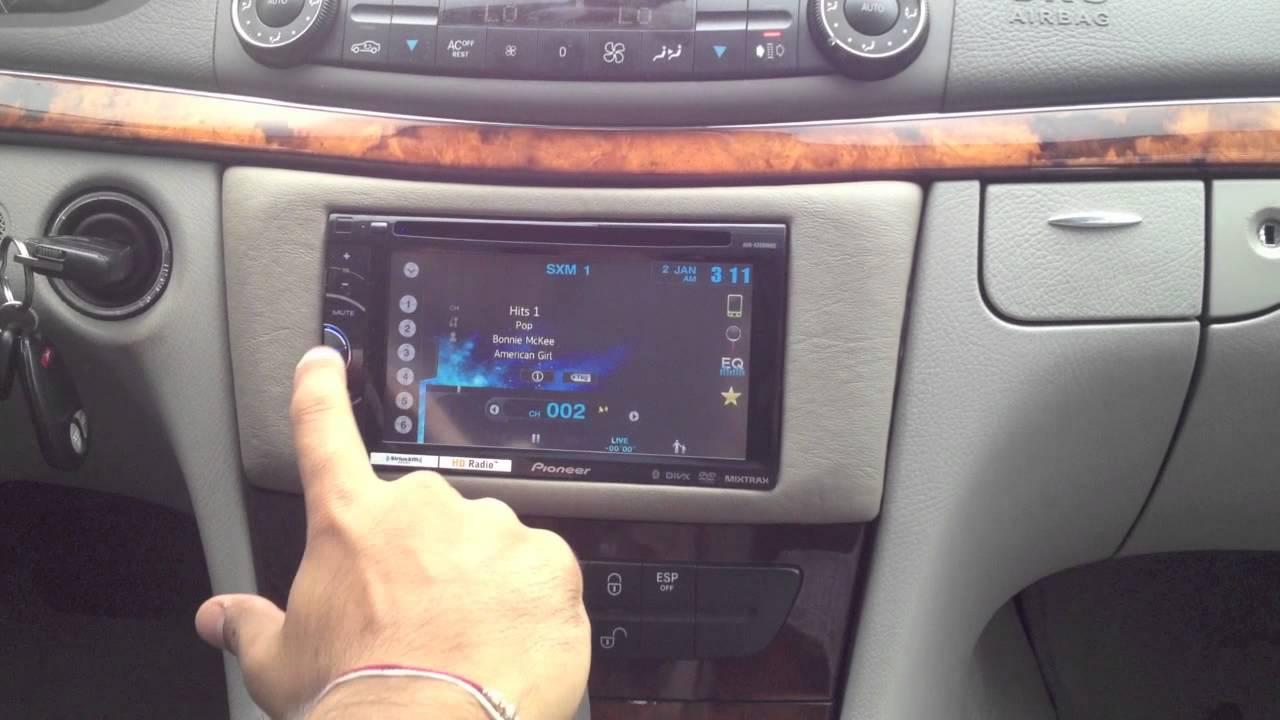 Mercedes E Radio Not Working