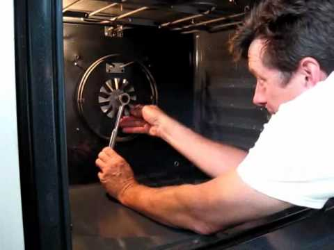 Ge Convection Oven Repair And Thermostat Calibration Wmv