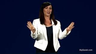 Molly Bloom - Poker Entrepreneur - Keynote Speaker - Summit 2018