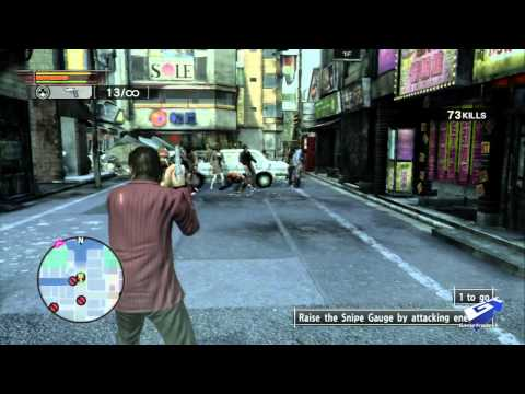 Yakuza: Dead Souls - Review