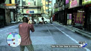 Yakuza: Dead Souls - Review