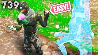 *NEW* EMOTE EASY KILL! - Fortnite Funny WTF Fails and Daily Best Moments Ep.739