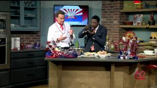 The Daily Dish: Chef Shawne's 4th Of July Foods