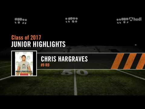 Chris Hargraves (Camden Fairview High School) Junior highlights