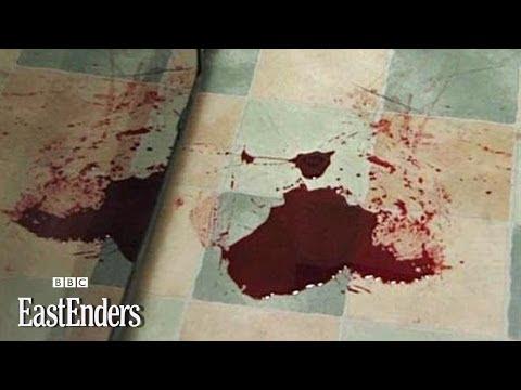 Trevor's missing dead body!   EastEnders