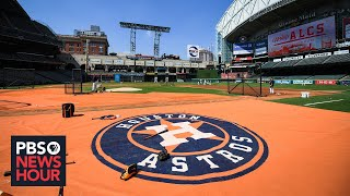 Why Astros sign-stealing scandal is a 'major black mark' against baseball
