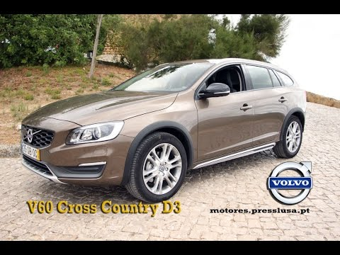 volvo v60 cc d3 youtube. Black Bedroom Furniture Sets. Home Design Ideas