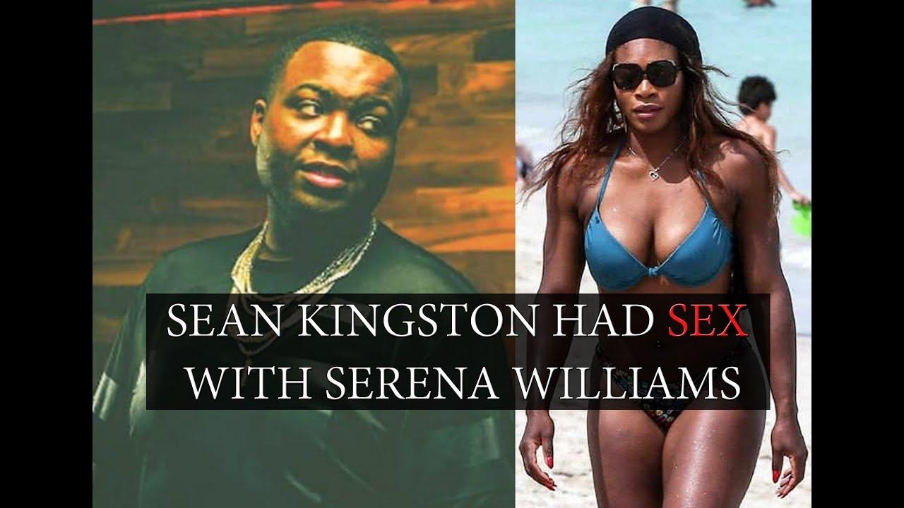 serina williams sex