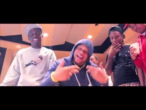 Dubtown/DoD (Hustle Hard Artist) - Gon Pop (Produced by Johnny Bam) (In-Studio Video) [Unsigned Hype]