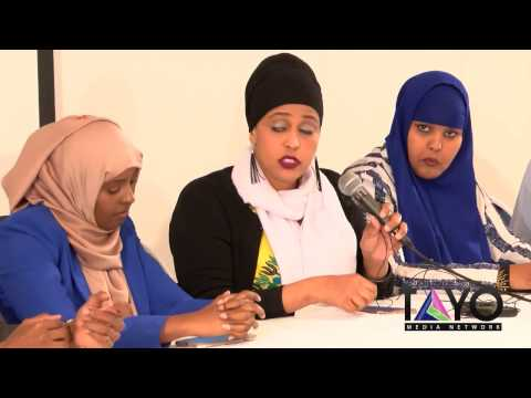 "Pluralism in the Era of Identity Politics "" Somali American Experience: Panel 12"