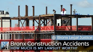 Construction Accident - How Much Is My Lawsuit Worth