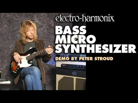 Electro-Harmonix Bass Micro Synth Pedal | Sweetwater