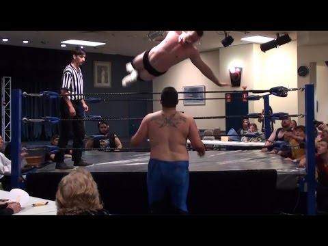 The Australian Pro Wrestling Gym Live at Club Bondi RSL #3