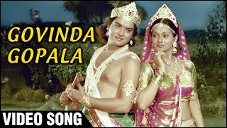 Download Govinda Gopala - Zarina Wahab & Sachin - Gopaal Krishna MP3 song and Music Video