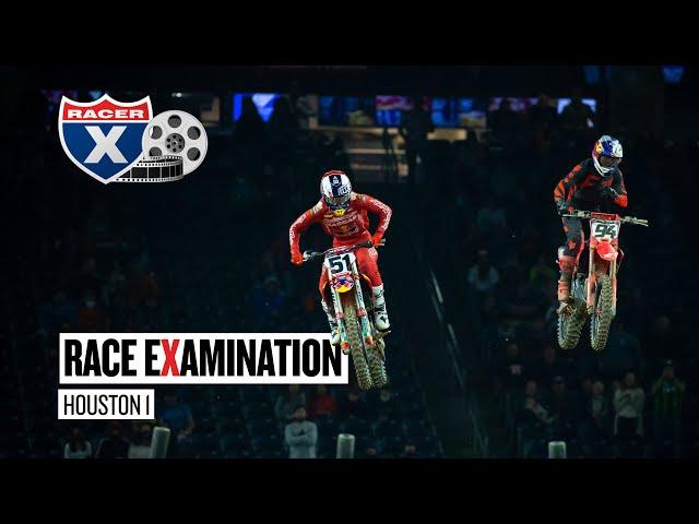 Lead Battles, Tomac Troubles & More: Houston 1 Race eXamination