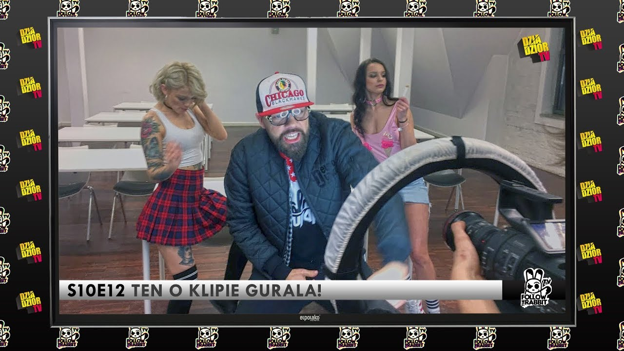 Follow The Rabbit TV S10E12: Ten o klipie Gurala!