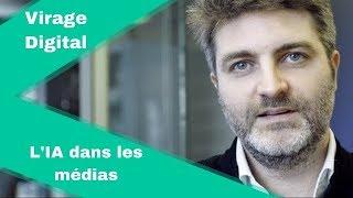 Dalet: De l'IA dans les médias