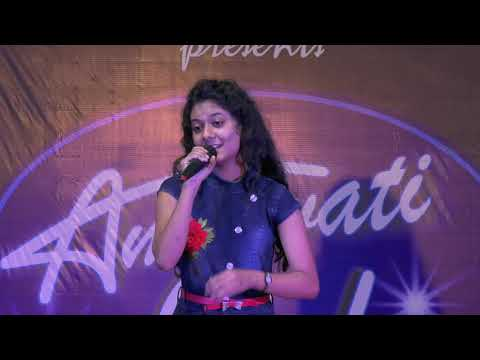 Amravati Idol 2019 Audition : Aao Huzur Tumko By Sanika Bobhate,Wardha