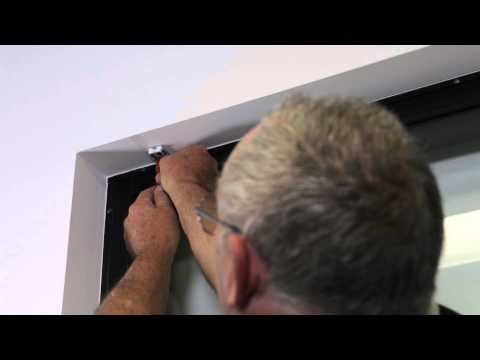 ABC Blinds - How to fit 25mm Venetian Blinds