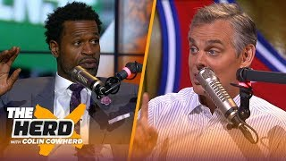 Download Stephen Jackson: Harden's style won't win a title, says 76ers should trade Simmons | NBA | THE HERD Mp3 and Videos