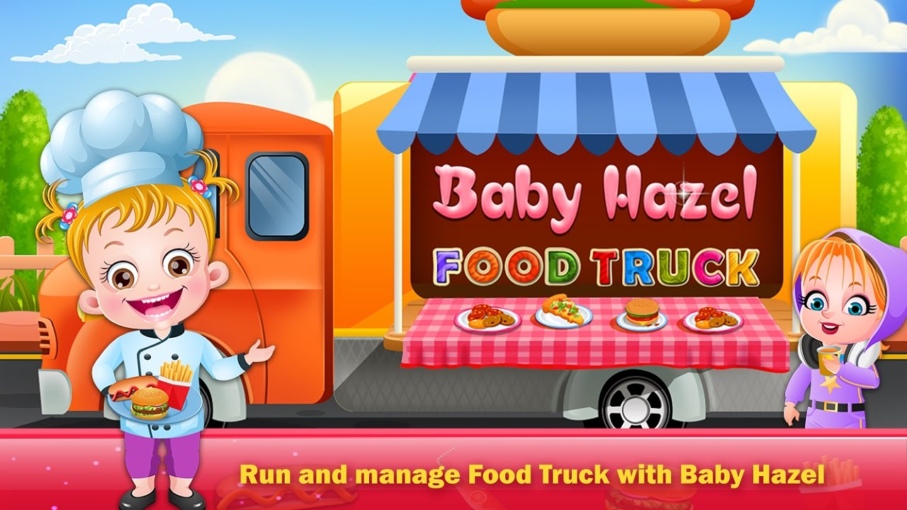 Play Free Baby Hazel Games - Cooking Games