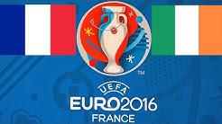 FIFA 16 EM-PROGNOSE #40 - ACHTELFINALE: FRANKREICH : IRLAND