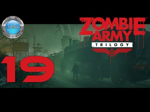 Zombie Army Trilogy part 19 Back to Berlin Terminal I