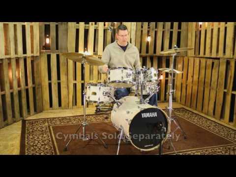 Yamaha used Al Foster HipGig Sr. in White Marine Pearl