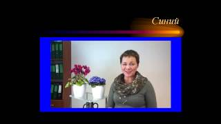 видео Психологическое значение цветов по М. Люшеру