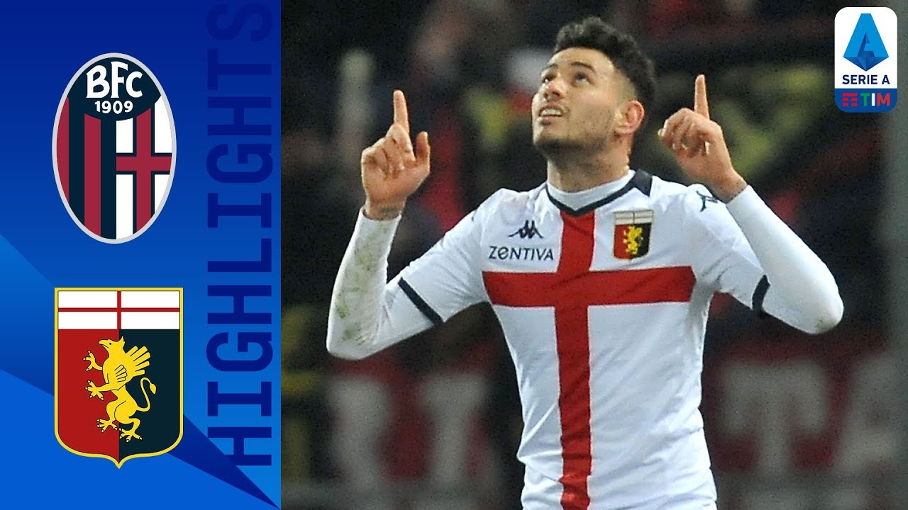 Bologna 0 3 Genoa Genoa Secure Huge Away Victory To Move Towards Safety Serie A Tim Youtube