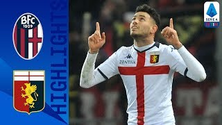 Bologna 0-3 Genoa | Genoa Secure Huge Away Victory to Move Towards Safety! | Serie A TIM