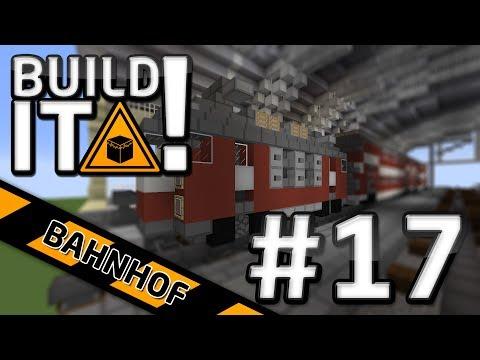 Build It! - Bahnhof #17 Bombastische Doppelstockwagen | Minecraft | Porkchop Media