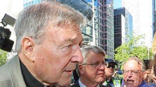 Cardinal Pell 'is an innocent man': Bolt