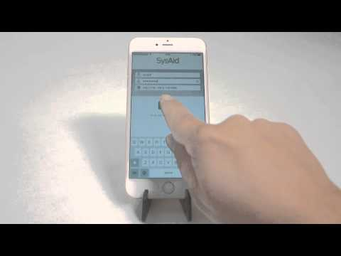 Mobile Barcode Scanning  & Asset Management Add-On