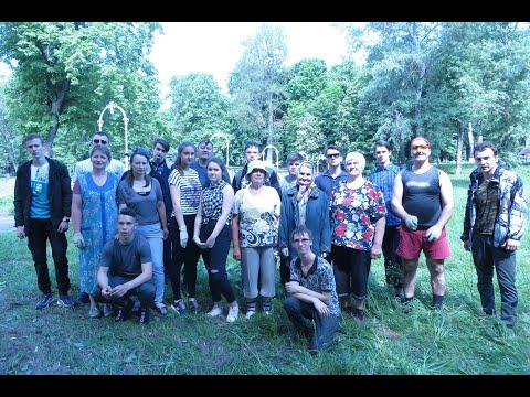 Молодой парк (г.Почеп Брянской области, 24.05.2019)