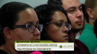 Estudiantes de la UCO viajarán a México para potenciar sus conocimientos